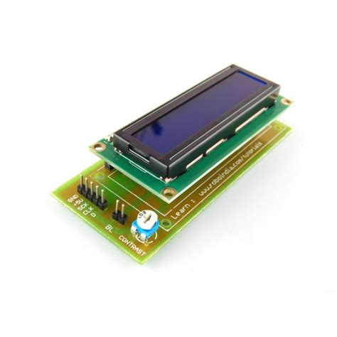 Lcd Cina Kecil 20 Pin 1 3 pin lcd board for 16x2 for arduino with tutorials libraries without lcd