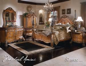 Four poster bedroom sets poster bedroom set in amaretto finish stewart