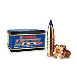 Barnes Ammo Barnes Bullets 24338 Ttsx 6mm 243 80gr Bt Per 50