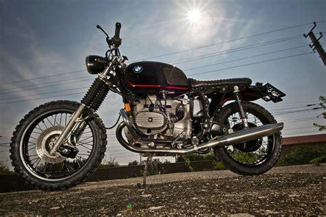 Motorrad Bmw Scrambler by Bmw Scrambler By Ws Customs Motorrad Fotos Motorrad Bilder