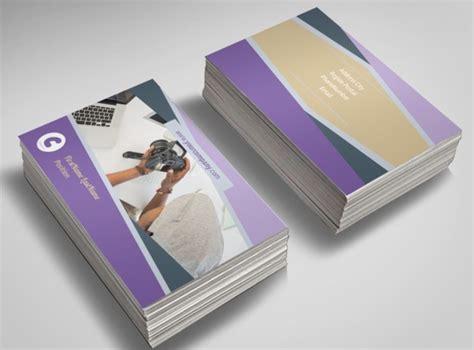 business card template for portfolio photography portfolio business card template