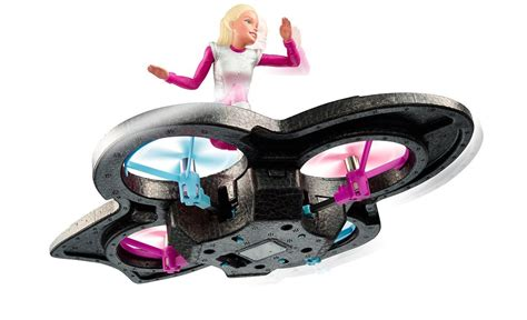 Light Adventure Flying Rc Hover Board Doll