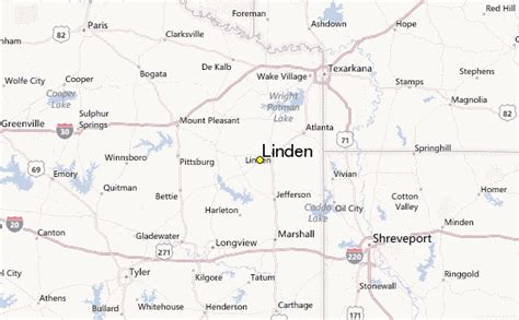 linden texas map linden weather station record historical weather for linden texas