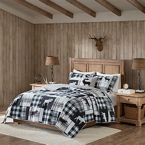 Woolrich® Sweetwater Reversible Quilt Set   Bed Bath & Beyond