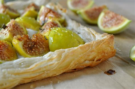goat cheese tart a guest post goat cheese tart with honey and figs