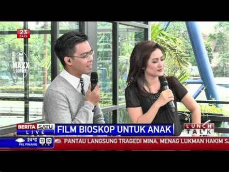 film bioskop anak anak lunch talk film bioskop untuk anak 2 youtube