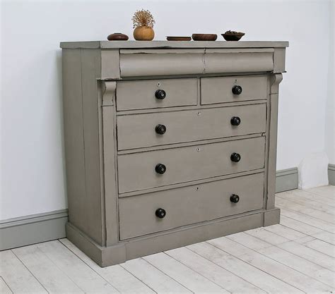 Scotch Chest Of Drawers by Distressed Mahogany Scotch Chest Of Drawers By Distressed