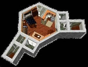 The Dakota Floor Plan modern shelter designs the g3sza