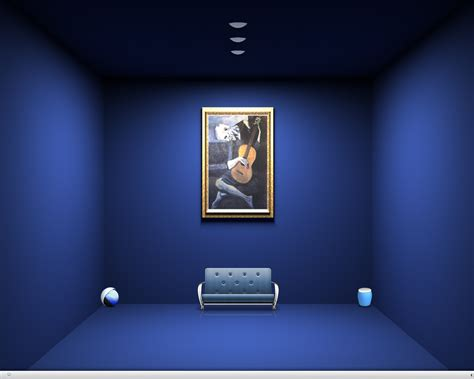 the blue room the color psychology of rooms