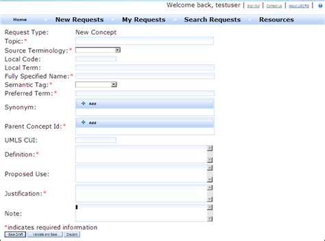 Permalink to User Access Request Form Template