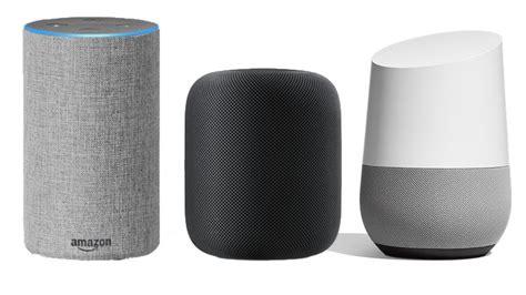 amazon echo vs google home vs apple homepod specs showdown google home vs amazon echo vs apple