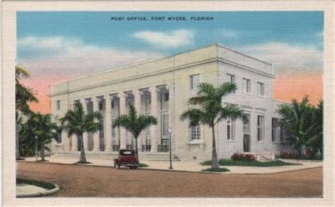 Fort Myers Post Office by 1000 Images About Fort Myers On Henry Ford