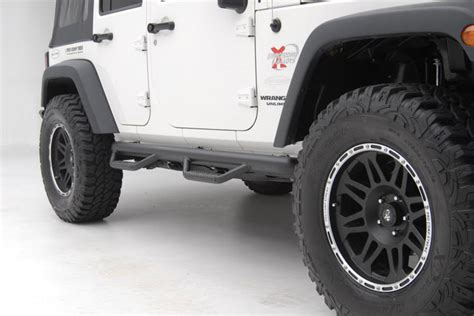 Jeep Jk Steps N Fab Wrangler Jk Wheel To Wheel Nerf Steps