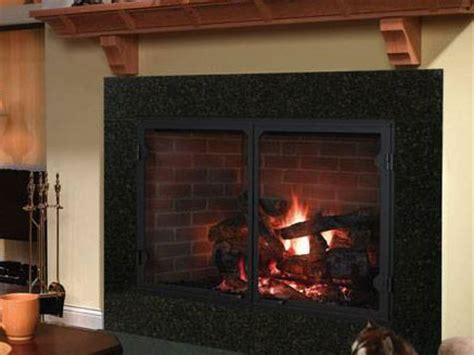 Heatilator Wood Burning Fireplace Insert by Heatilator Fireplaces Fireplace Inserts And More