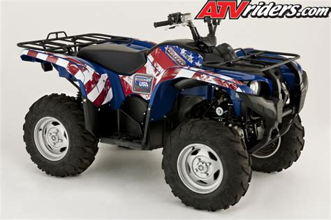 Atv Giveaway - yamaha assembled in usa grizzly 700 eps atv sweepstakes funds will go to