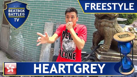 tutorial freestyle beatbox heartgrey from hong kong chinese lion freestyle