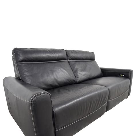 macys leather sofas on sale 80 macy s macy s black leather reclining sofa sofas