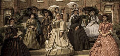 victorian street theatre historical interpretation re