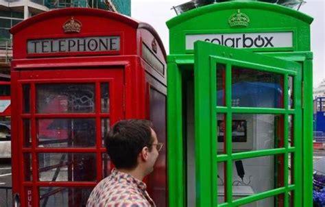 cabine telefoniche londinesi nuovo look per uno dei simboli di londra la cabina