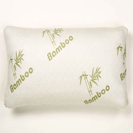 bed pillows that stay cool bamboo memory foam pillow stay cool removable cover with