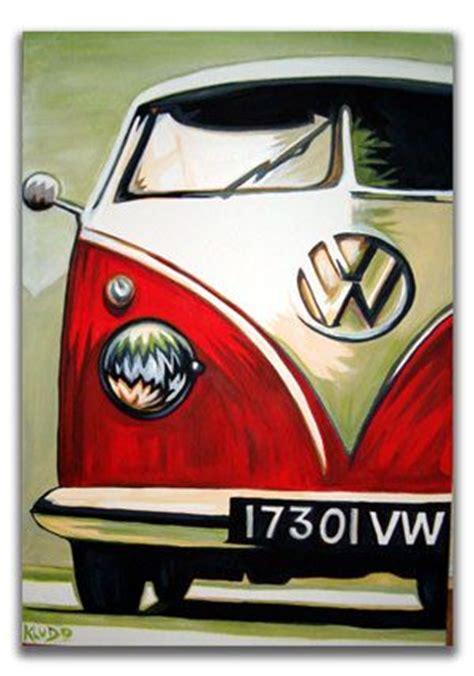 volkswagen van art volkswagen cer van art vw art pop art handpainted