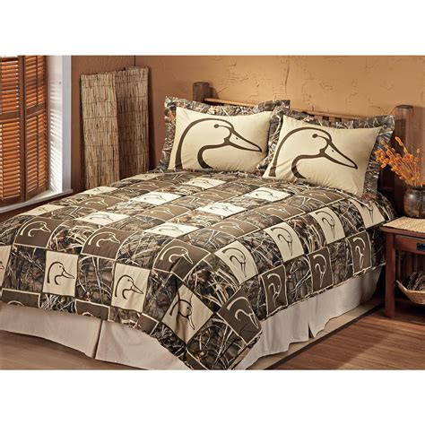 Duck Bedding by Ducks Unlimited 174 Flyway Dreams Comforter Set 121920