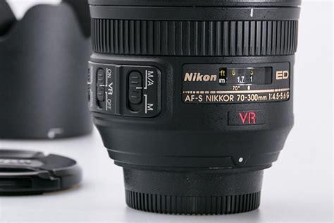 Lensa Nikon Af S 70 300mm Vr cuci gudang 2015 dijual kamera lensa aksesoris baru dan