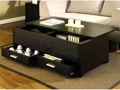 coffee table with storage 16 amazing coffee table designs for 2017 ideas 4 homes