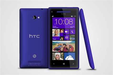 htc phone htc annonce les windows phone 8x et 8s