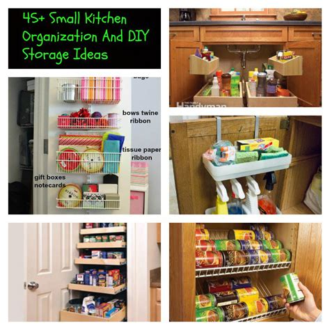 kitchen organization diy 45 small kitchen organization ideas