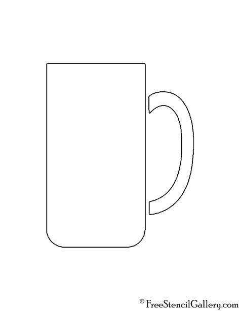 printable stencils for mugs coffee mug stencil free stencil gallery