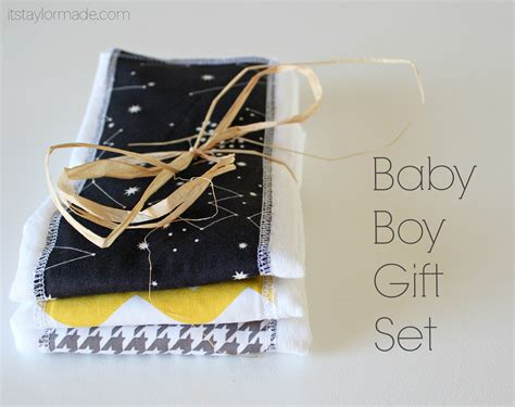 Handmade Gifts For Baby Boy - baby boy gift set taylormade