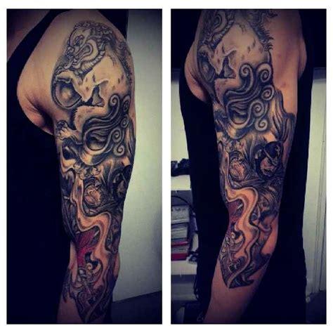 shogun tattoo done at shogun and bamboo studio canada on