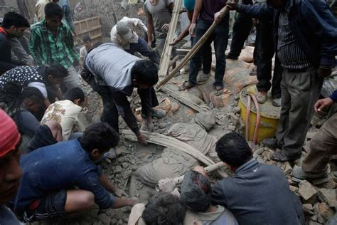 did someone die in my house free nepal earthquake witness a dramatic rescue time com