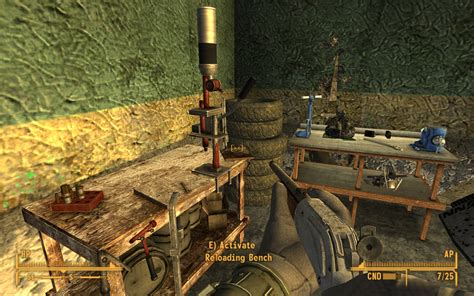 fallout new vegas reloading bench fallout new vegas reloading bench fallout new vegas how do