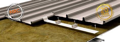 Klip Fixing klip lok refurbishment metal roofing cladding systems