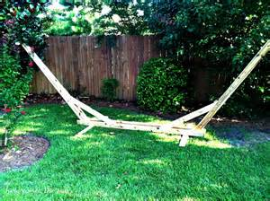 Hammock Stand Diy Hammock Stand Facts Wonders
