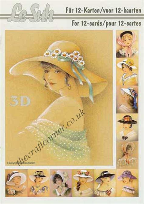 Decoupage Books - a5 3d decoupage book from le suh