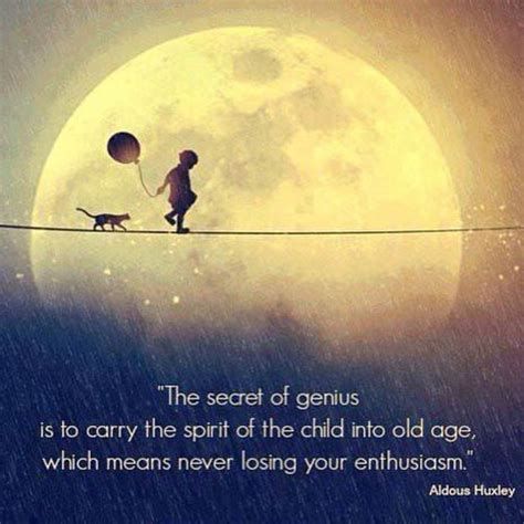 secret day quotes quote of the day the secret of genius