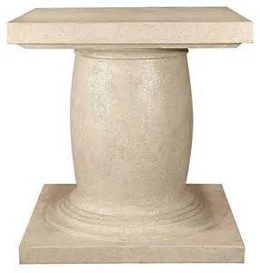 patio table base large outdoor dining table base with umbrella