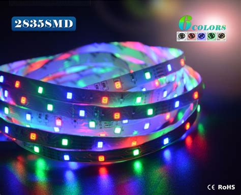 Led Hiled Nb 2835 Indoor 300 Led Dc 12v Putih 1roll 5m or 2roll 10m 2835 3528 smd more brighter than 5050 5630 smd led light dc12v