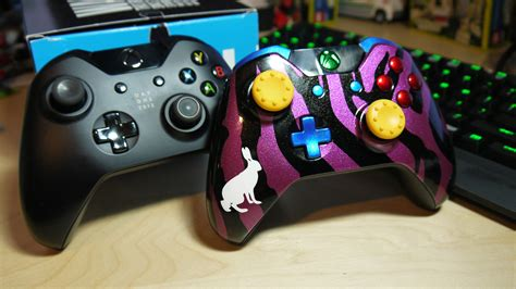 Xbox One Controller Lackieren by I Designed The Most Hideous Xbox One Controller Kotaku