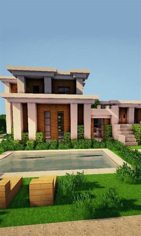 25 Unique Modern Minecraft Houses Ideas On Pinterest Modern House Ideas On Minecraft