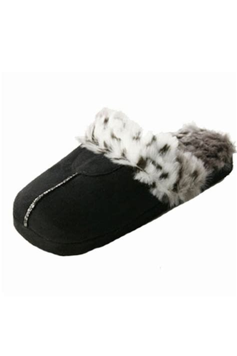 pj salvage slippers pj salvage of the litter black clog slippers