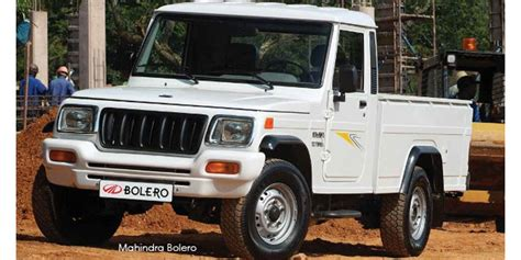 mahindra bolero weight mahindra bolero single cab price mahindra bolero single