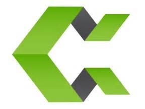 vector abstract fish logo trashedgraphics