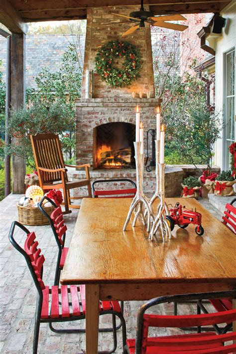 Decoration De Patio by 100 Fresh Decorating Ideas Southern Living