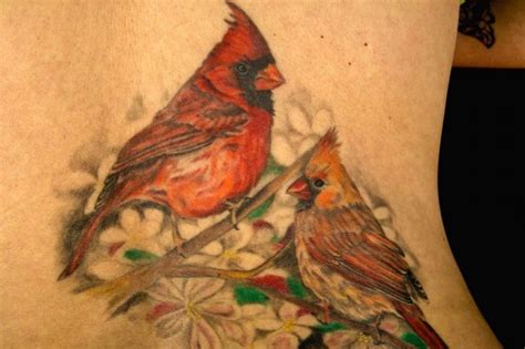 pretty in ink tattoo 25 best ideas about cardinal bird tattoos on
