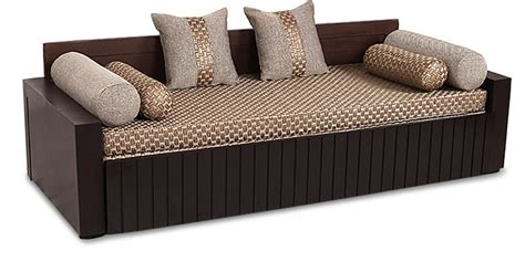 buy aster sofa bed by arra engineered wood sofa beds sofa beds