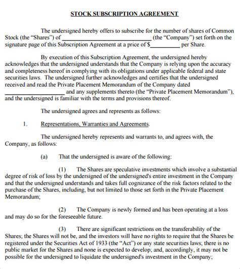 equity agreement template 14 equity investment agreement template bizdevdocs